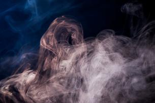 煙の写真素材 [FYI01647541]
