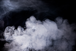 煙の写真素材 [FYI01647588]