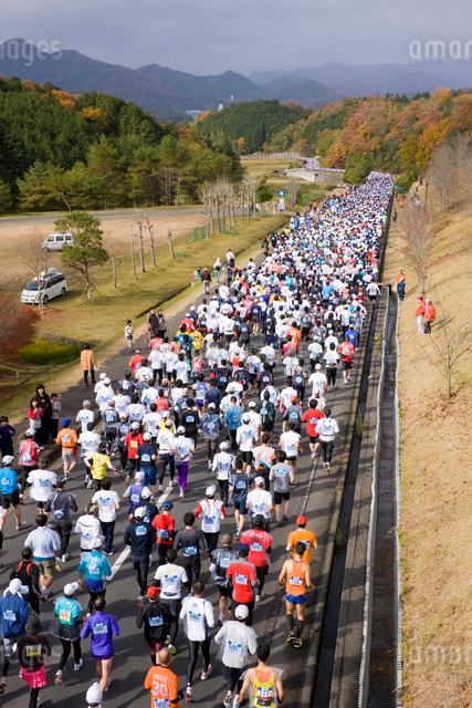 マラソンの写真素材 [FYI01647630]