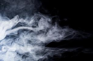 煙の写真素材 [FYI01647649]