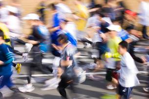 マラソンの写真素材 [FYI01647688]