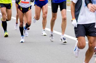 マラソンの写真素材 [FYI01647693]