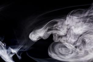 煙の写真素材 [FYI01647731]