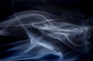 煙の写真素材 [FYI01647844]