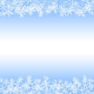 雪の結晶模様の写真素材 [FYI01647969]