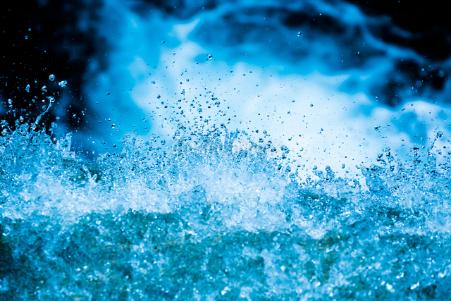 滝のしぶきの写真素材 [FYI01648044]