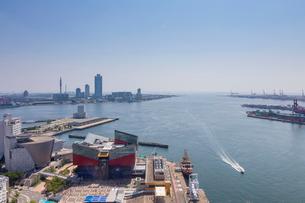 南港風景の写真素材 [FYI01648168]