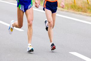 マラソンの写真素材 [FYI01648761]