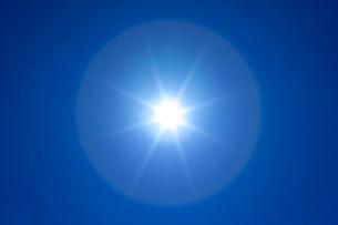 太陽の写真素材 [FYI01648957]