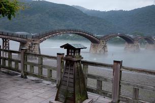錦帯橋の写真素材 [FYI01649975]