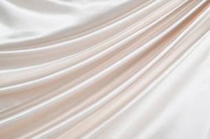 サテンの布の写真素材 [FYI01650415]
