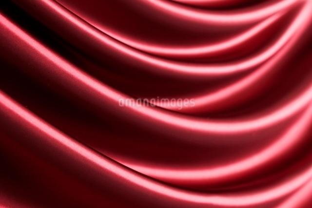 サテンの布の写真素材 [FYI01650982]