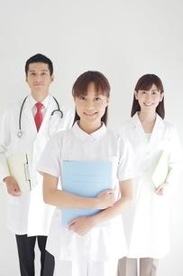 医師と看護師の写真素材 [FYI01652803]