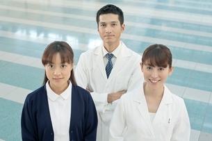 医師と看護師の写真素材 [FYI01653128]