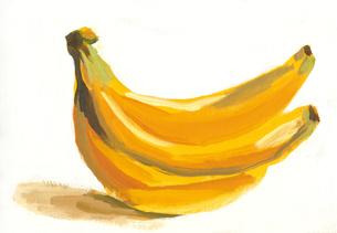バナナのイラスト素材 [FYI01653198]