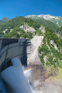 黒部ダムの写真素材 [FYI01656551]