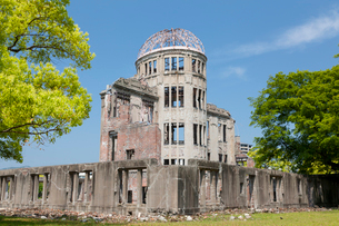 原爆ドームの写真素材 [FYI01656605]