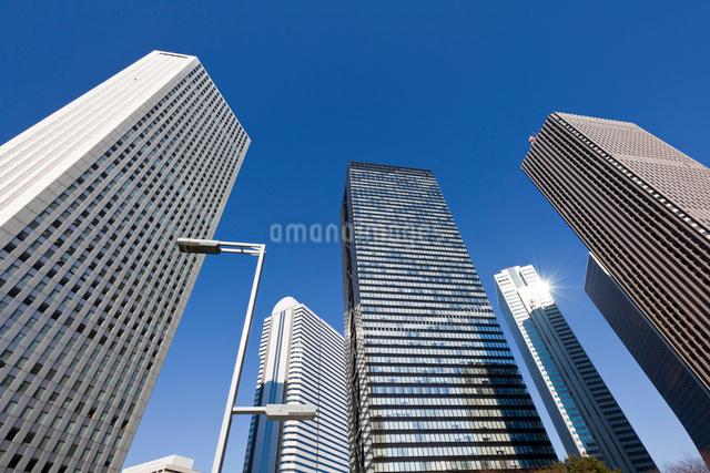 新宿高層ビルの写真素材 [FYI01656874]