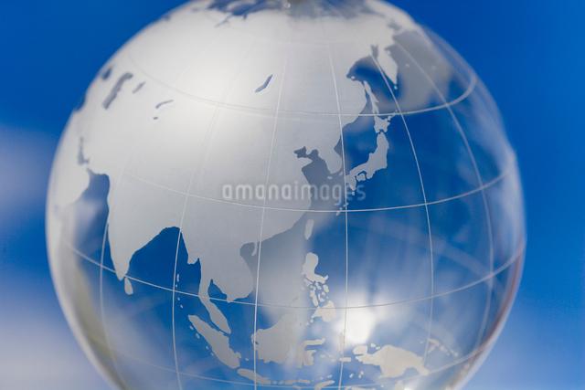 地球儀の写真素材 [FYI01656907]