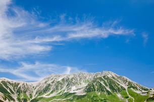 立山室堂平の雲の写真素材 [FYI01656935]
