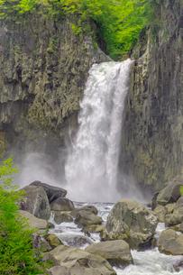苗名滝の写真素材 [FYI01656981]