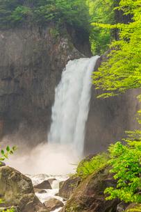 苗名滝の写真素材 [FYI01657064]