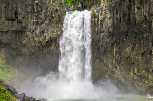 苗名滝の写真素材 [FYI01657070]