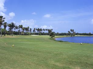 ゴルフ場の写真素材 [FYI01657143]