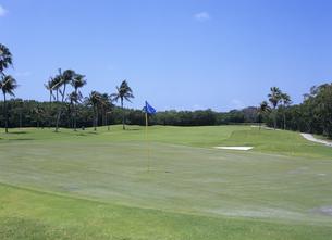 ゴルフ場の写真素材 [FYI01657161]