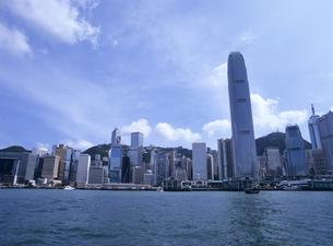 香港島のビル街の写真素材 [FYI01657279]