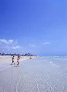 マイアミビーチ の写真素材 [FYI01657377]