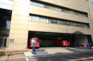 丸の内消防署の写真素材 [FYI01657397]