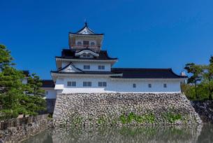 富山城の写真素材 [FYI01657764]