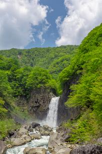 苗名滝の写真素材 [FYI01657855]