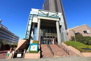 東京都写真美術館の写真素材 [FYI01657919]