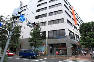 日本橋郵便局の写真素材 [FYI01658044]