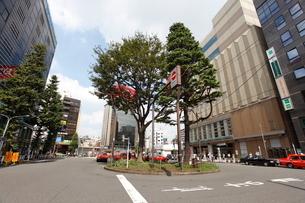 恵比寿駅西口の写真素材 [FYI01658127]