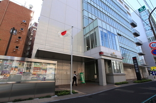 警視庁大崎警察署の写真素材 [FYI01658230]