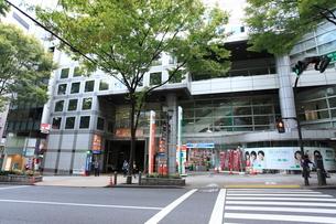 渋谷郵便局の写真素材 [FYI01658300]