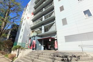 日本郵便銀座支店の写真素材 [FYI01658303]