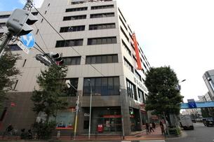日本橋郵便局の写真素材 [FYI01658476]