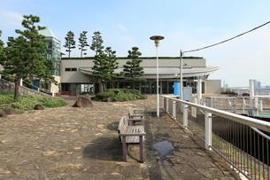 竹芝小型船ターミナルの写真素材 [FYI01658482]