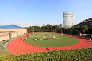 東京体育館フットサル場の写真素材 [FYI01658543]