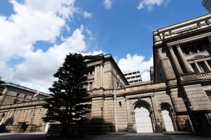 日本銀行本店の写真素材 [FYI01658603]