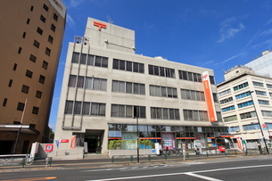 新宿北郵便局の写真素材 [FYI01658618]