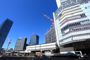 東京駅八重洲口の写真素材 [FYI01658733]