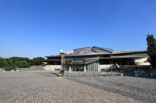 東京体育館の写真素材 [FYI01658829]