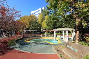 鉄砲洲児童公園の写真素材 [FYI01658832]