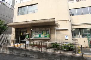 渋谷区役所神宮前出張所の写真素材 [FYI01658879]