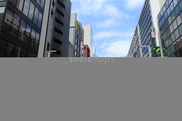 銀座六丁目の写真素材 [FYI01659177]